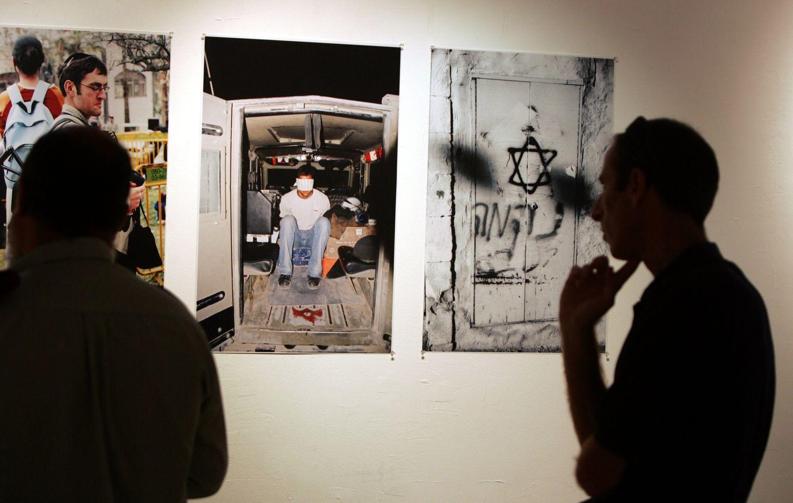 Breaking the Silence / Tel Aviv / Israel