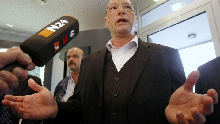 Porsche-Betriebsrat Uwe Hück: Blaue Flecke für gute Zwecke