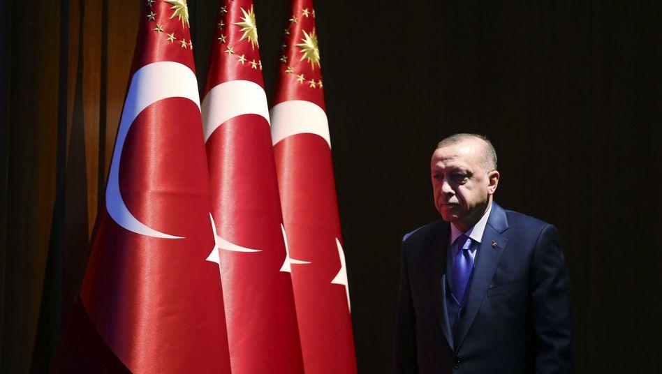 Welche Rolle spielt Recep Tayyip Erdoğan in der Halkbank-Affäre?