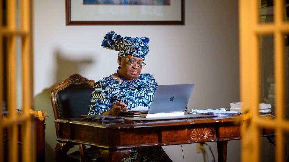 Ökonomin Okonjo-Iweala: Letzte Hoffnung für den Staatenbund