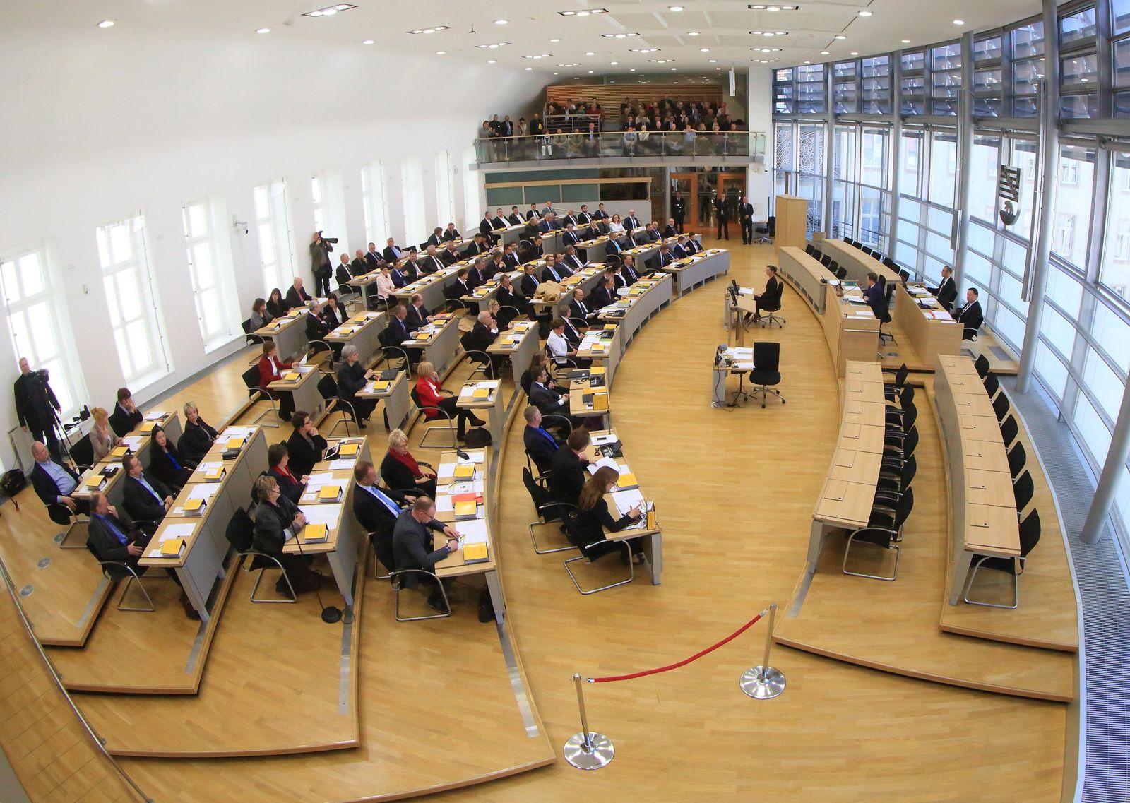 Landtag / Sachsen-Anhalt