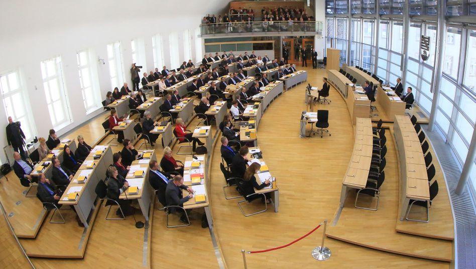 Landtag in Magdeburg