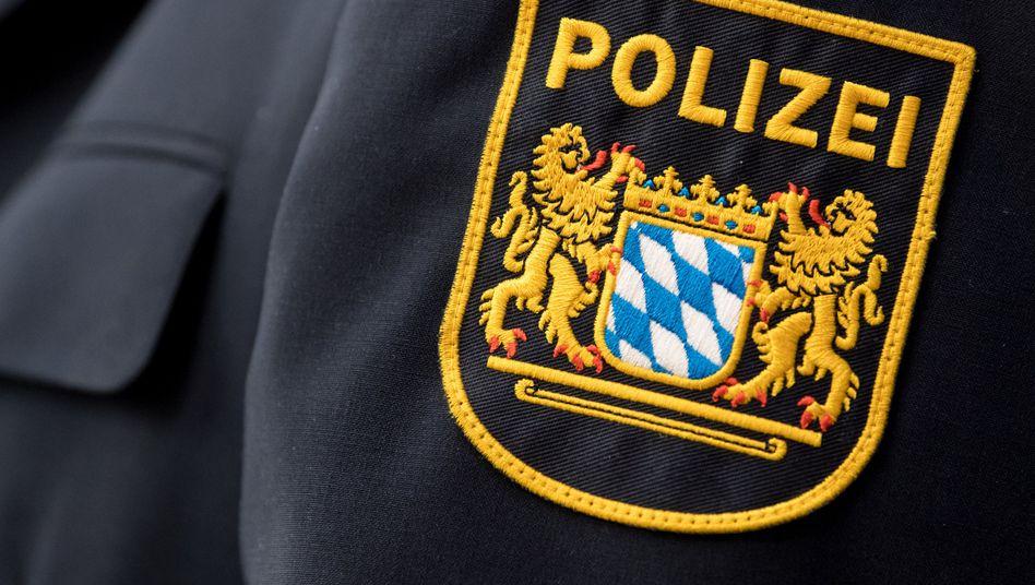 Polizist in München (Archiv)