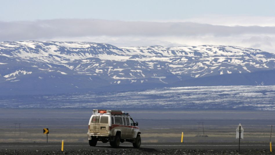 Iceland's economy took a nose dive just a year ago.