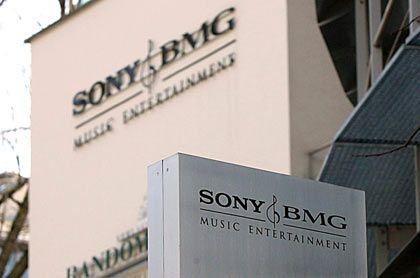 Sony-BMG-Firmensitz (in München): Branche im Strukturwandel
