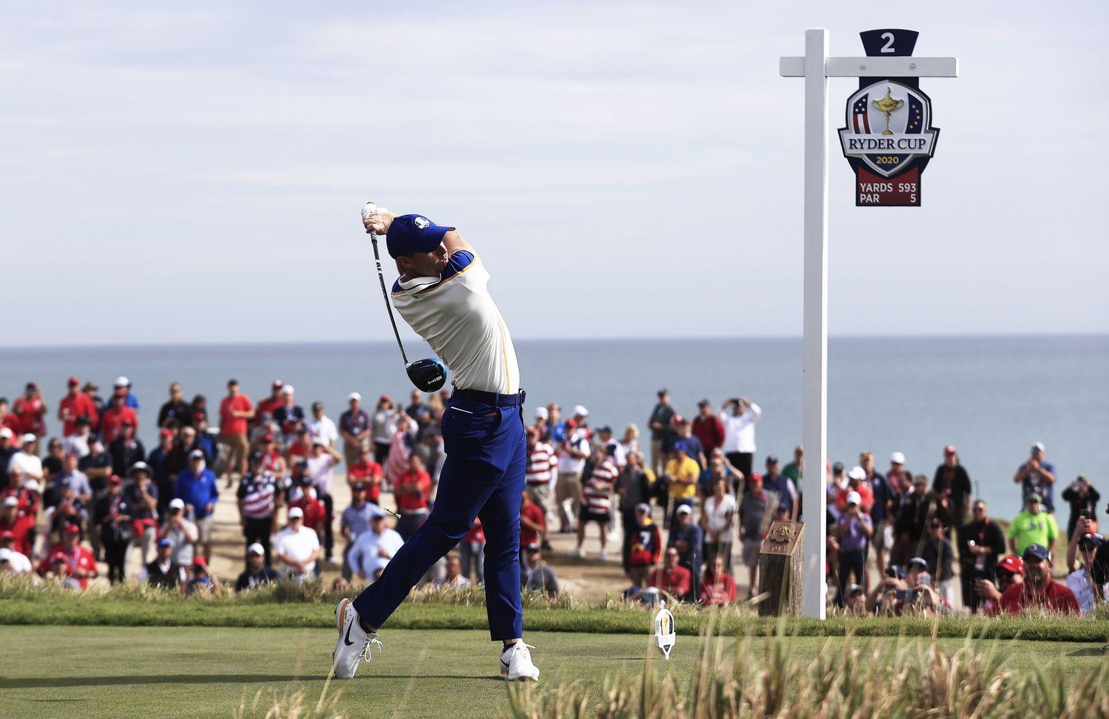 2020 Ryder Cup golf tournament