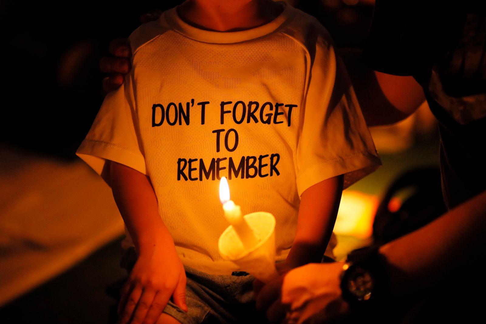 Hong Kong Tiananmen Commemoration