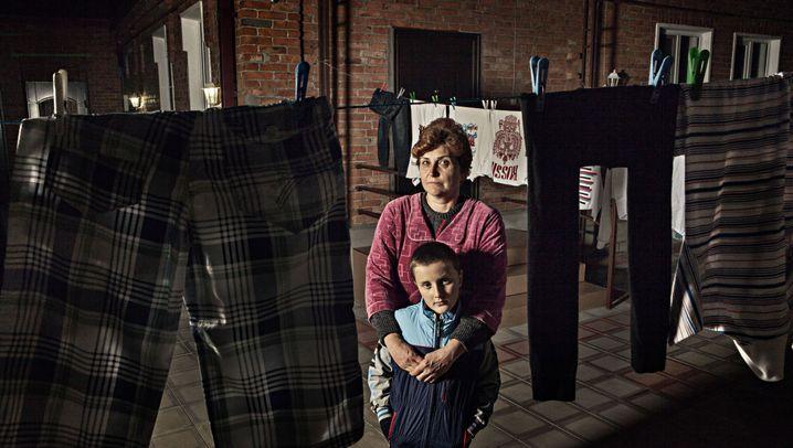 """Geiselnahme in Beslan: """"Es ist ein Glück, wieder Kinder lachen zu hören"""""""