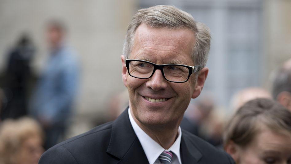 Ex-Präsident Wulff (Archivbild): Entscheidung über Anklage vertagt