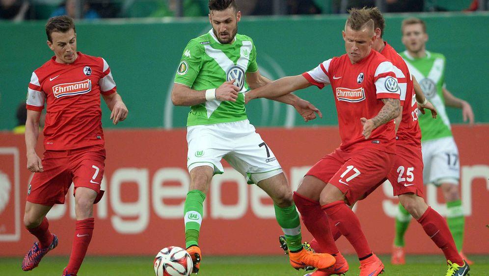 VfL-Sieg gegen Freiburg: Per Elfmeter in die nächste Runde