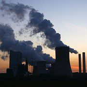 US Business groups request government action on curbing carbon emissions.
