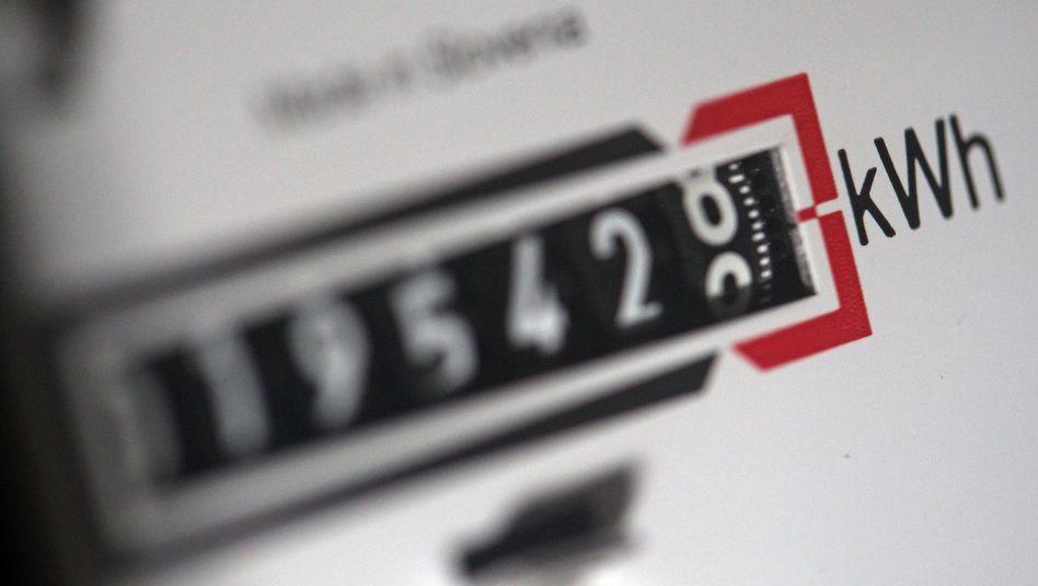 Stromzähler (Symbolbild): Smart Meter sollen Geräte mit hohem Stromverbrauch finden