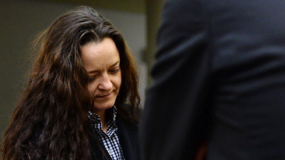 Angeklagte Zschäpe (Archiv): Vom Richter überrascht