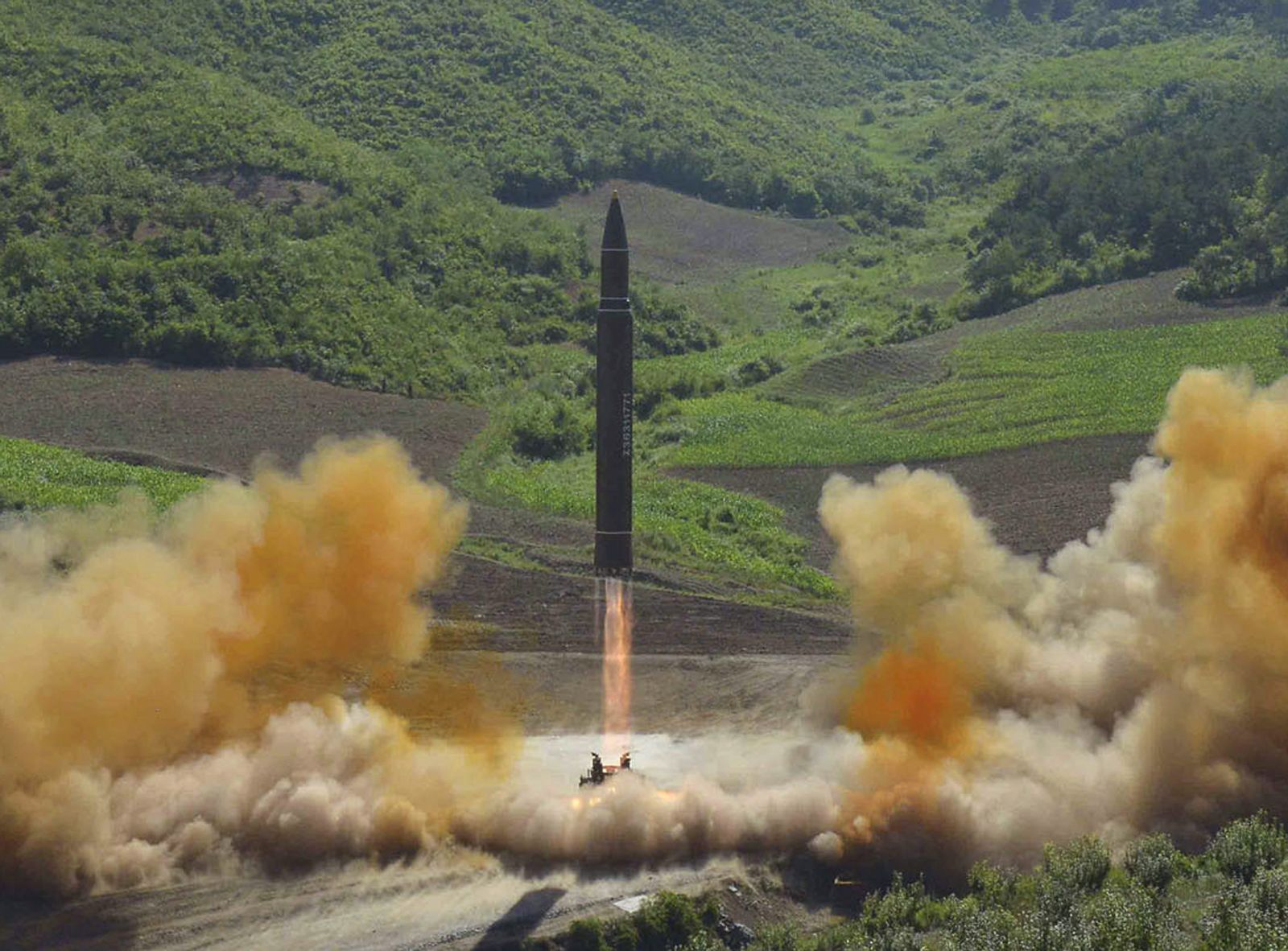 Norht Korea Missile Menace