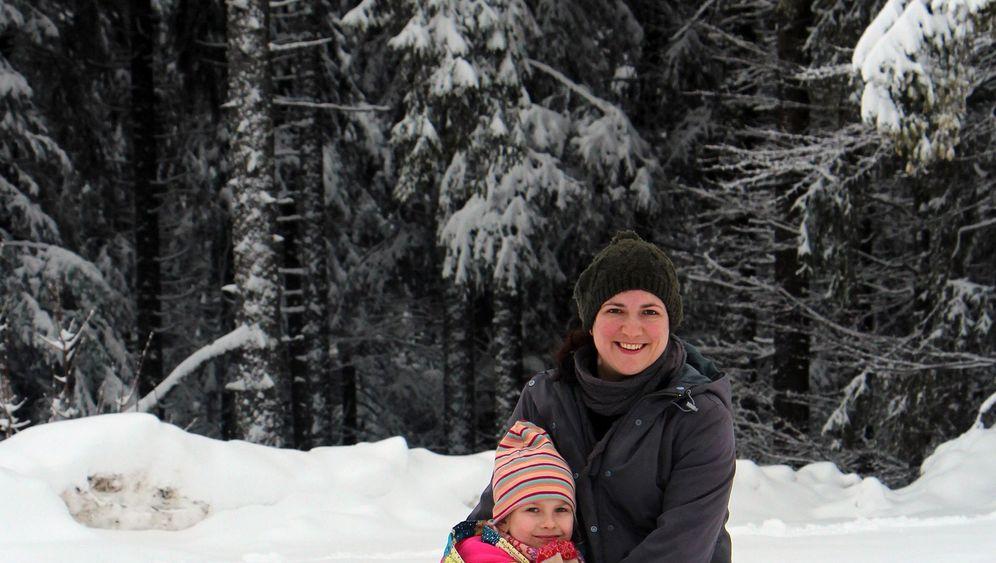 Todtnauberg im Schwarzwald: Zum ersten Mal auf den Skiern