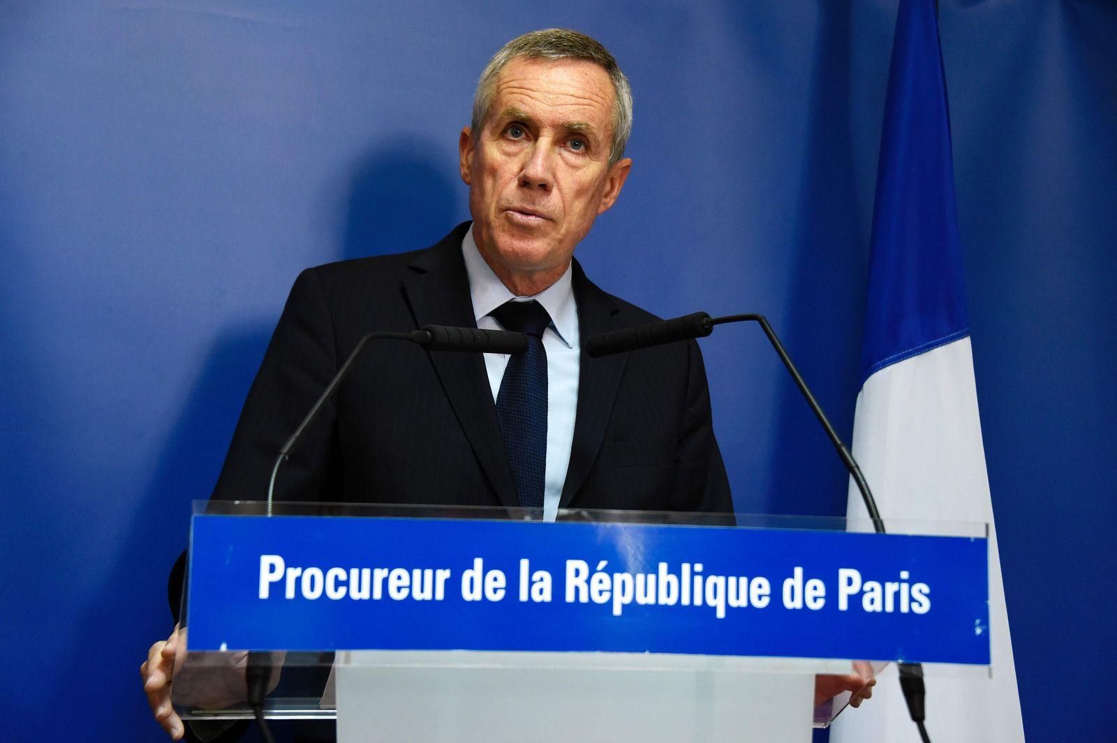 Francois Molins Terror Staatsanwalt Frankreich