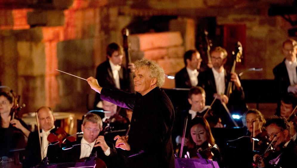Berliner Philharmoniker: Rachmaninow tanzen lassen