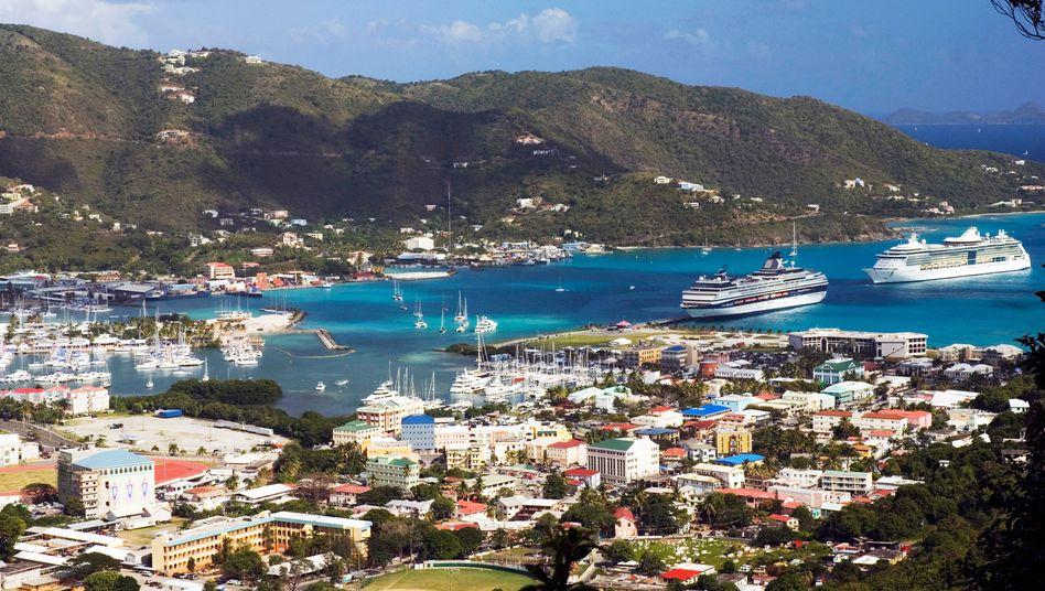 Steuerparadies Britische Jungferninseln: Auskünfte sollen automatisch abrufbar sein