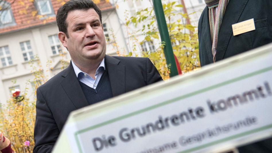 Arbeitsminister Hubertus Heil (SPD): Die Grundrente kommt - oder doch nicht?