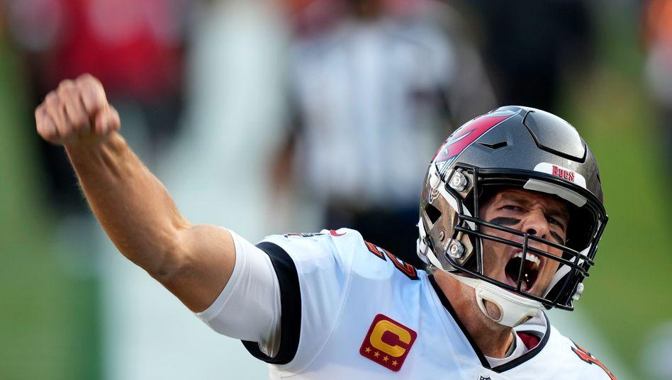 Tom Brady dominierte mit den Tampa Bay Buccaneers den Super Bowl