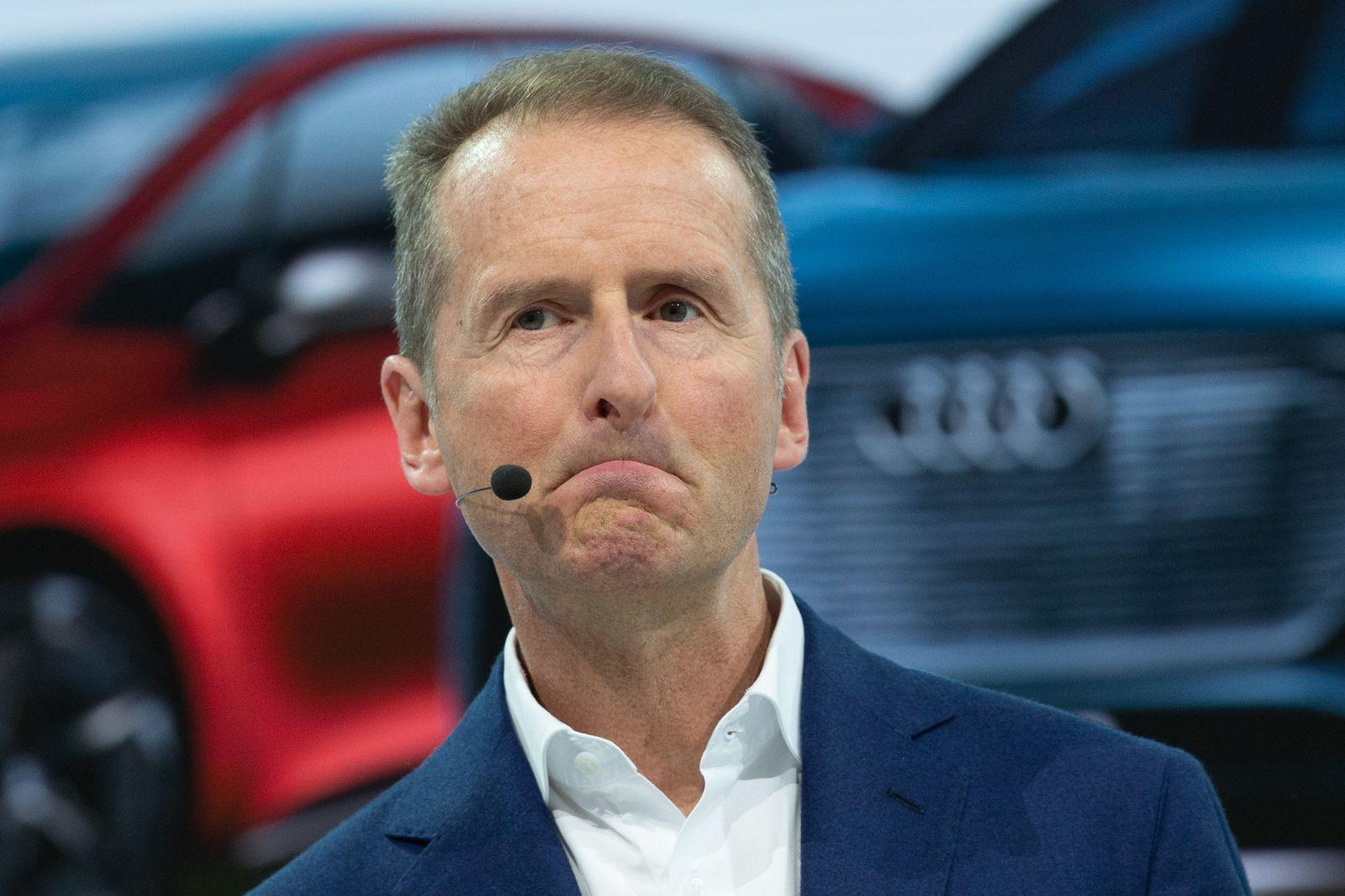 Volkswagen AG - Jahreszahlen 2018
