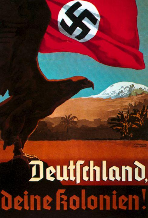 Naziplakat von 1935