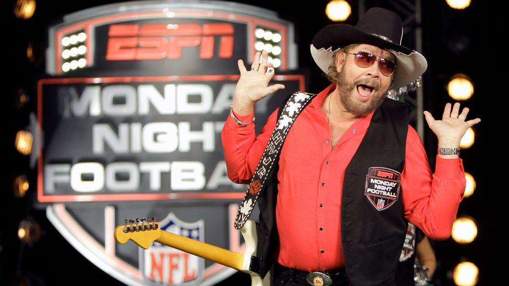 Country-Sänger Hank Williams jr.: Aussetzer bei Fox News
