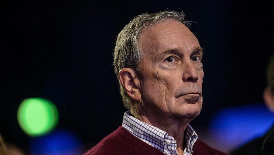Milliardär Bloomberg: Diesmal wirklich?