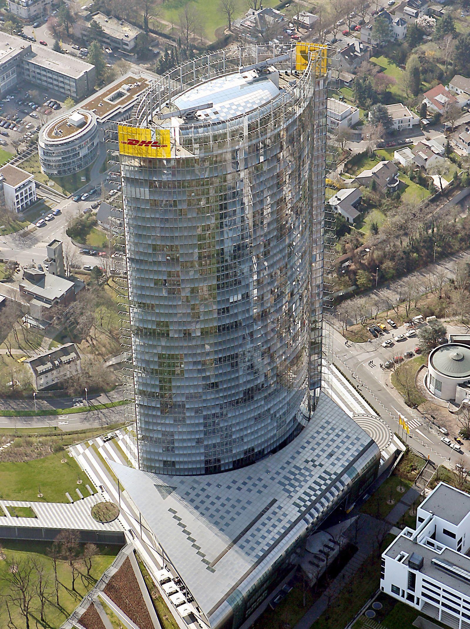 Post-Tower / Zentrale / Bonn / Deutsche Post