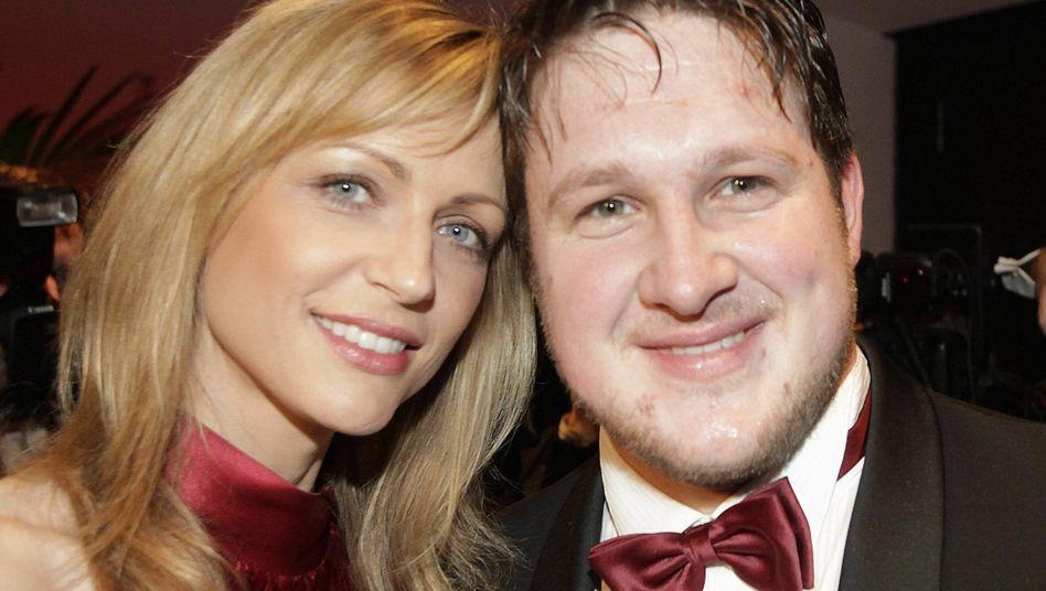 Matthias Steiner und Inge Posmyk: Im März kommt das Baby