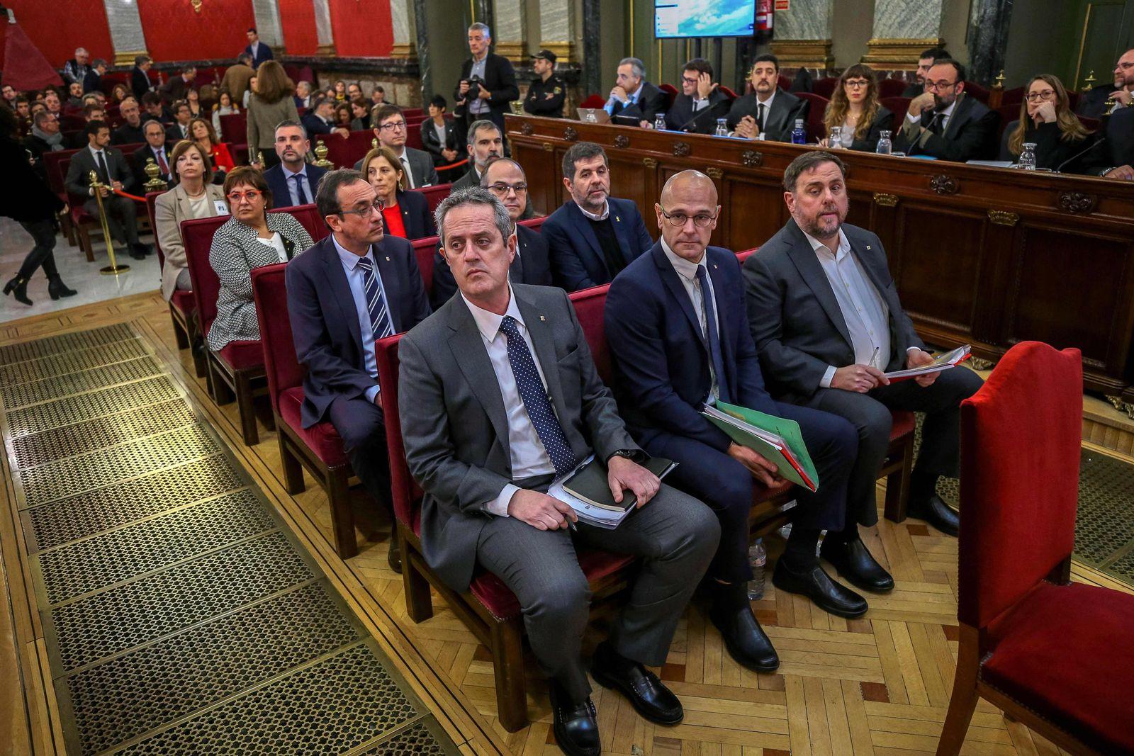 Katalonien/ Gericht