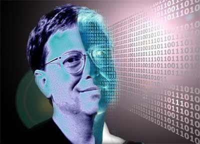 Von wegen anonym: Aus Bits und Bytes lassen sich so viele Informationen ziehen, dass das Bild einer Person entsteht