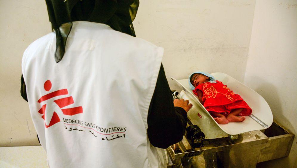 Gesundheitsversorgung im Jemen: Drei Stunden mit dem Taxi zur einzigen Klinik