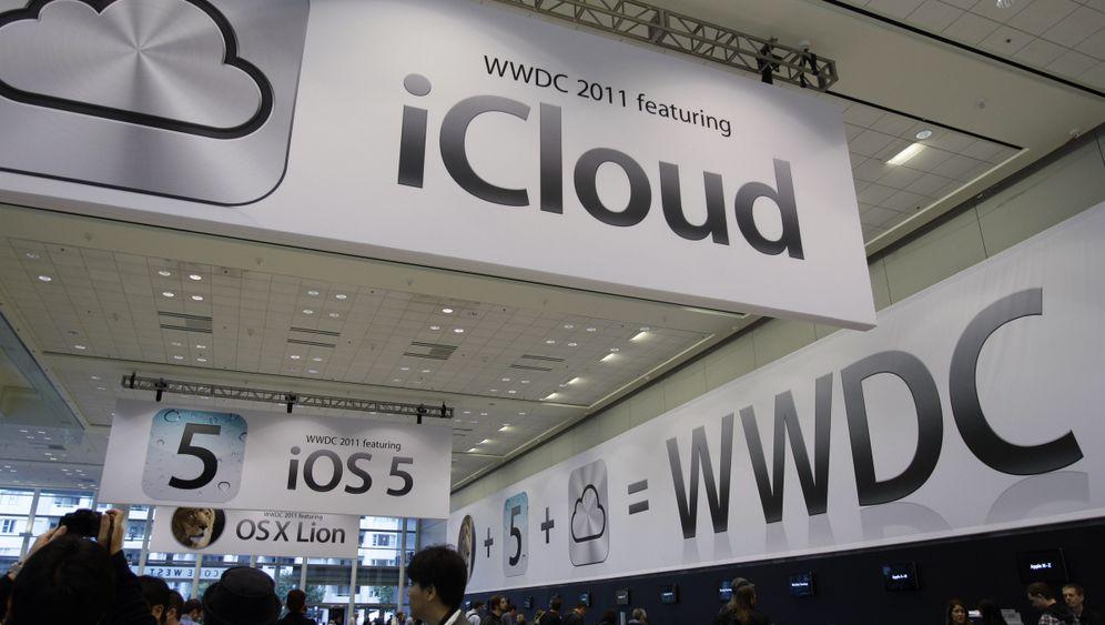 Neuvorstellungen auf der WWDC: Apple zieht in die Wolken