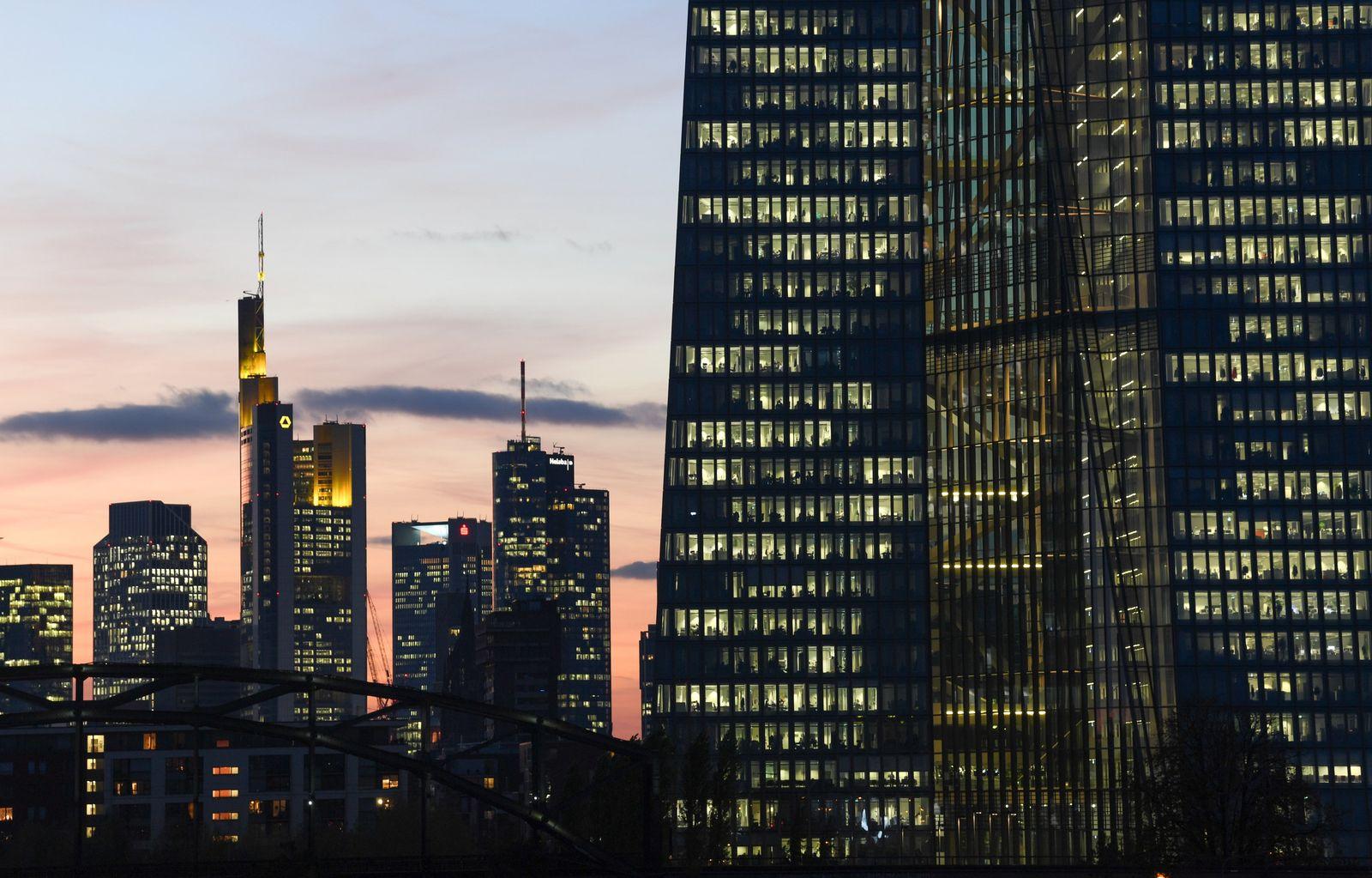 Commerzbank / Banken / EZB