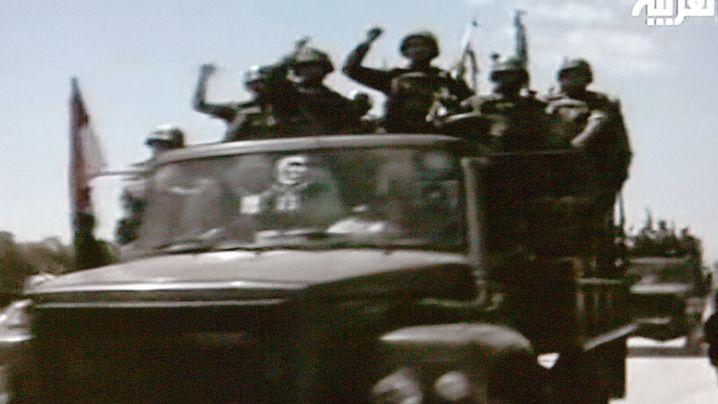 """Syrische Militäroffensive: """"Sie schießen auf jeden"""""""