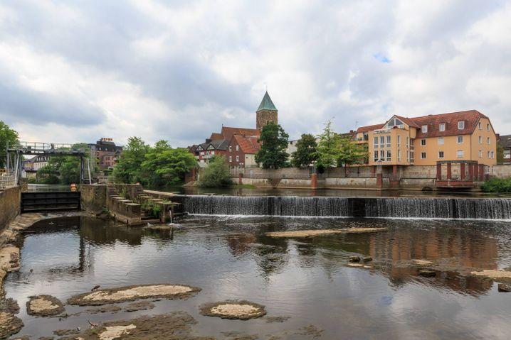 Stadtansicht von Rheine