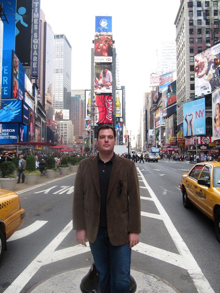Nils Neubert, 26: Der Tenor aus Hamburg ist seit 2003 in New York