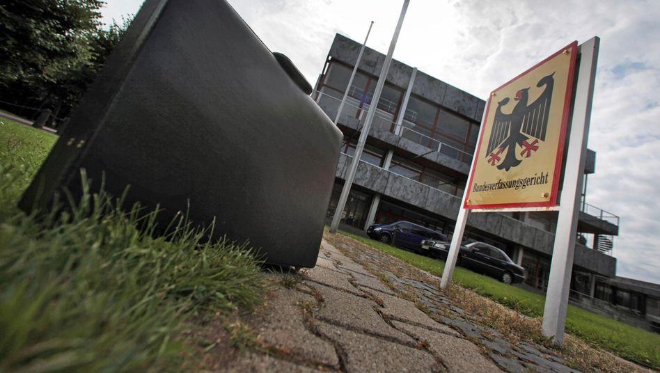 Bundesverfassungsgericht in Karlsruhe: Therapieunterbringungsgesetz unter Vorgaben verfassungsgemäß