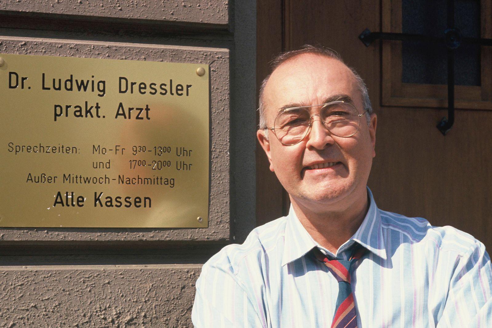 Schauspieler Ludwig Haas