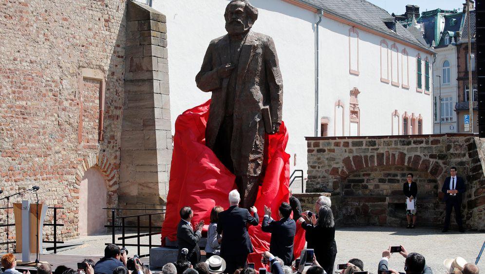 200. Geburtstag: Karl Marx steht jetzt in Trier