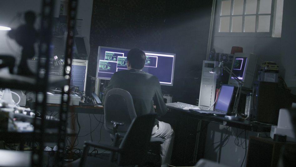 Netzwerkangriff (Symbolbild): US-Experten vermuten hinter Angriffen chinesische Hacker