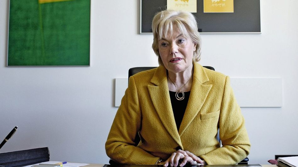 Abgeordnete Steinbach: »Wir werden Schuhe und Strümpfe verlieren«