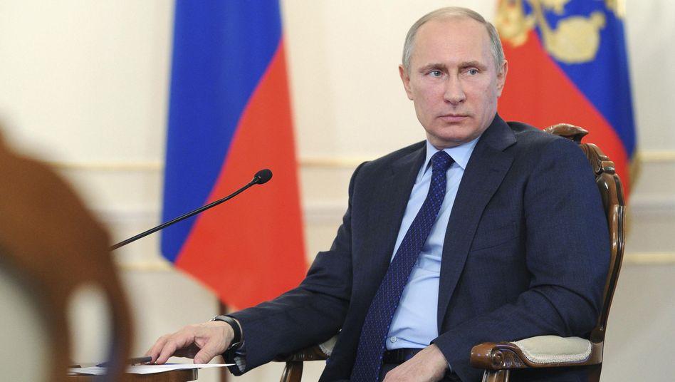 Wladimir Putin: Scharfe Worte gegen die erfolgreiche Suchmaschine Yandex