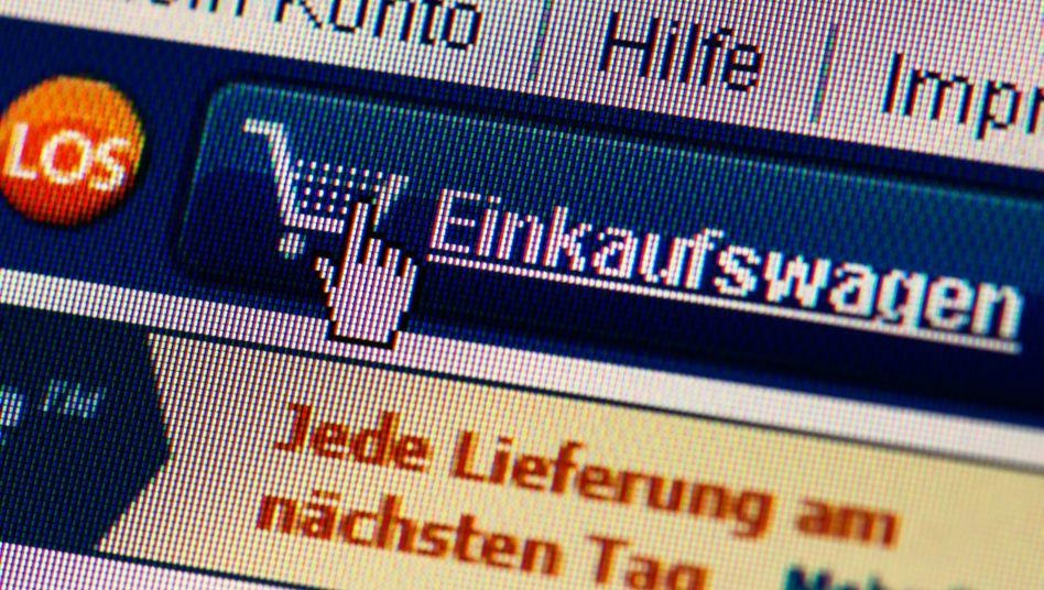 Onlineshop (Archivbild): Übertriebene Sprache als Warnhinweis