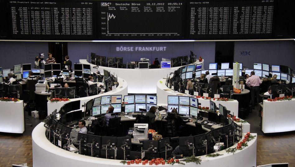 Börse: Die Skepsis gegenüber der Zentralbank wächst