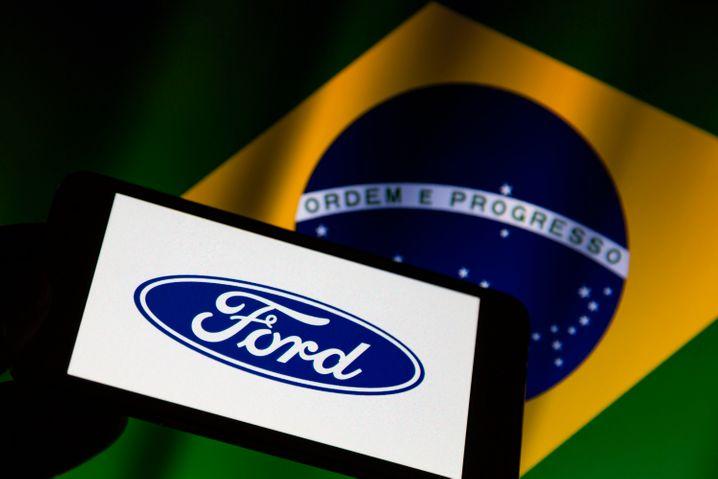 2020 ist der Autoabsatz in Brasilien um gut ein Viertel zurückgegangen