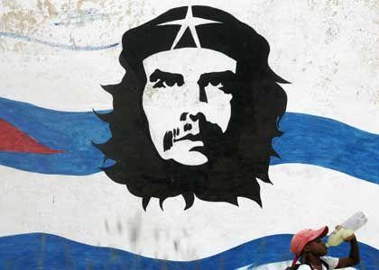 Kubas Idol Che Guevara: 183 weiß-blaue Automobile für die Revolution