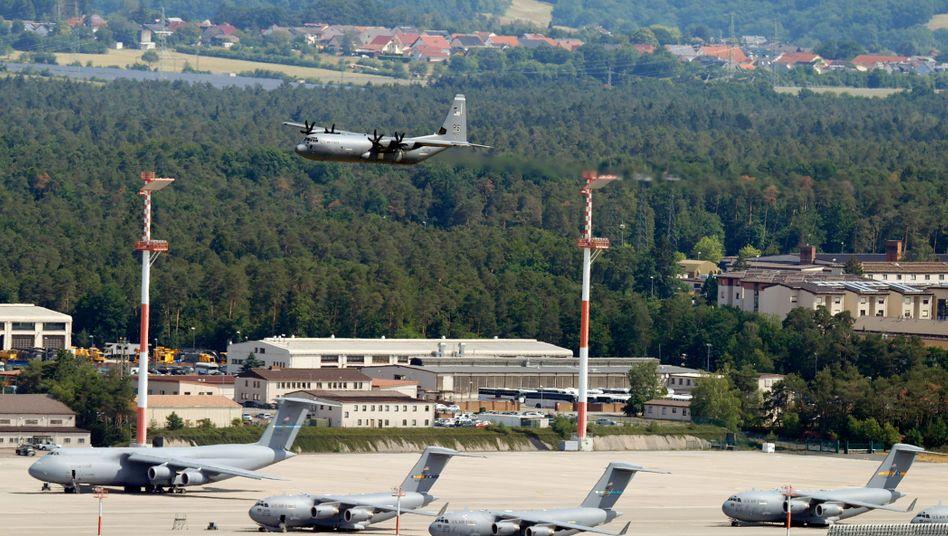 Ramstein Air Base Unfall
