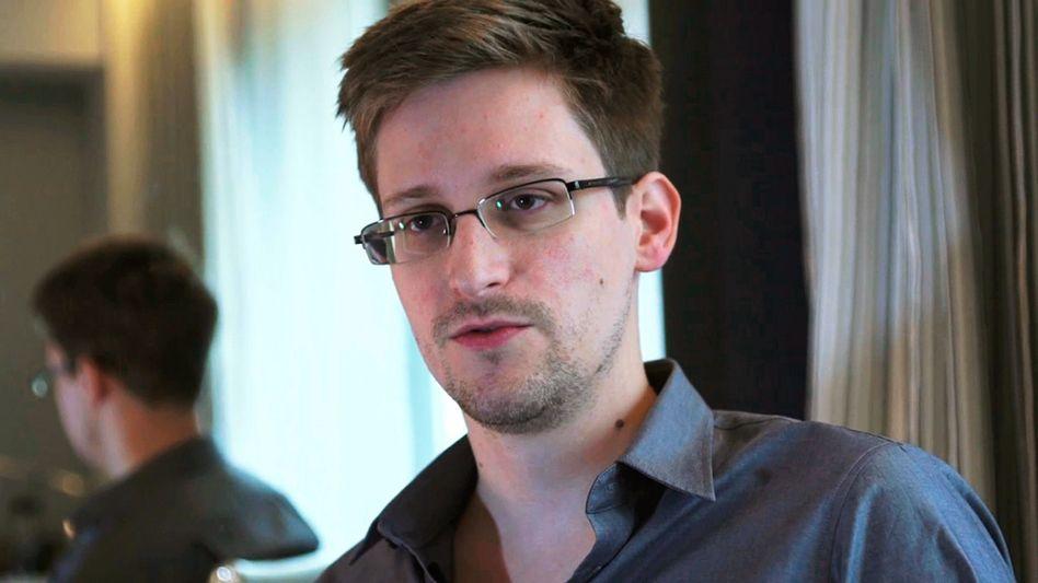 Whistleblower Snowden: Termin in Moskau